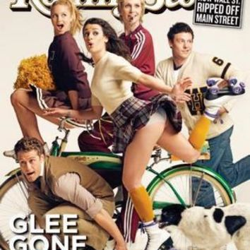 Glee Rolling Stone Cover Poster 16inx24in