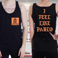 Rare I feel Like Pablo Tanktop, Adult Tanks,Unisex Tanktop