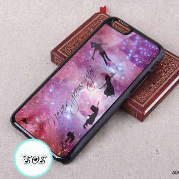 iPhone 6 plus case Peter pan Resin iPhone 6 case iPhone 5S case - Galaxy iPhone 5c 4S Case, Samsung S3 S4 S5 Case, Note 2/ 3 - S0053