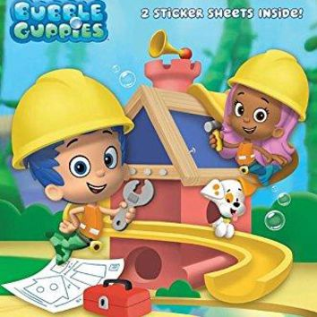 The Best Dog House Ever! Bubble Guppies. Step into Reading STK
