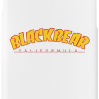'Blackbear Thrasher' iPhone Case/Skin by somebodyelse