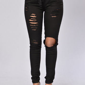Marvin Joggers - Black