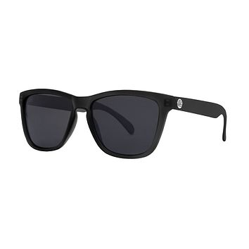 Sunski Headlands Black Sunglasses, Polarized Lenses