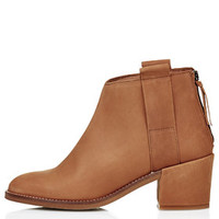 MURCIA Ankle Boots - Tan