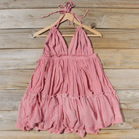 The 80 Degree Dress in Rose