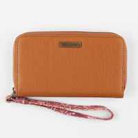 Billabong South Vacay Wallet Cognac One Size For Women 26527340901