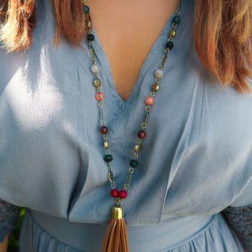 Good As You Necklace: Multi