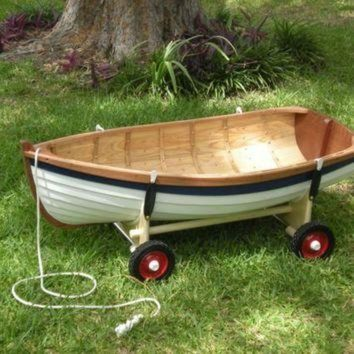 DCKL9 Wagon Conversion for Baby Tender by BeaverBoatworks on Etsy