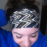 Ultra light weight stretch athletic headband