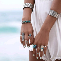 Shelby Ring Set