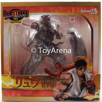Embrace Japan Ryu Street Fighter III: 3rd Strike 1/8 Sclae PVC Figure In Stock