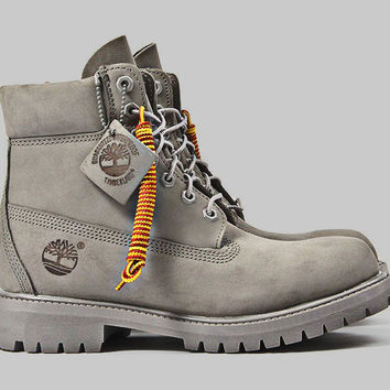 Timberland Mono Grey 6-Inch Boots