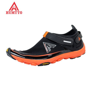 new special offer hiking outdoor wide(c,d,w) men new spring summer mesh shoes breathable wear sneakers Hook & Loop