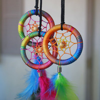 Rainbow Pastel Dream catcher SALE