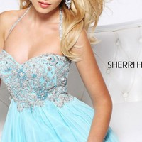 Sherri Hill 3836 | Terry Costa: Prom Dresses Dallas, Homecoming Dresses, Pageant Gowns
