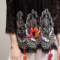 Cara Lace Blouse