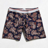 Paisley Boxer Brief | Urban Outfitters