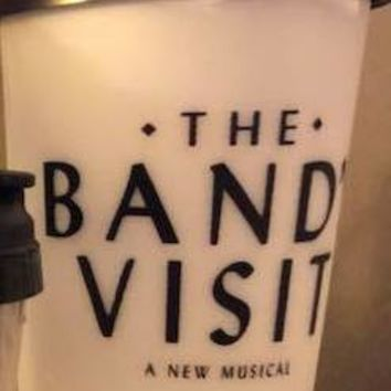 The Band's Visit Souvenir Cup