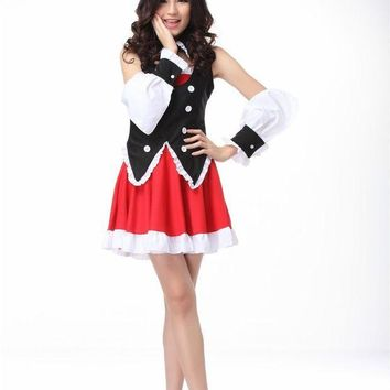 ESBON Rabbit ears Kurousagi Cosplay costumes Carnival costume for women anime clothes Maid costume fancy dress