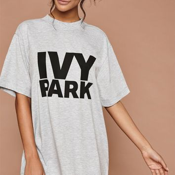 Ivy Park Oversized Unisex Tee at PacSun.com