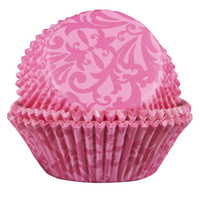 Celebrate It® Standard Baking Cups, Damask
