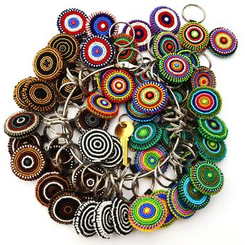The Kenyan Collection Key Chains