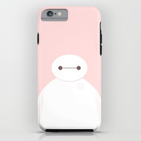 baymax iPhone & iPod Case by Punziella