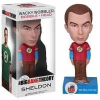 Big Bang Theory Bobblehead - Sheldon
