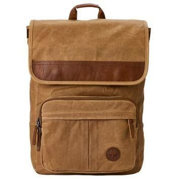 Timberland | Walnut Hill 18-Liter Waxed Canvas Backpack