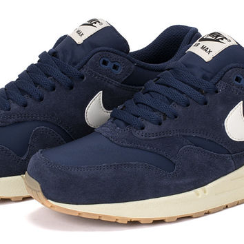 Bows & Arrows - Air Max 1 Essential (Midnight Navy)
