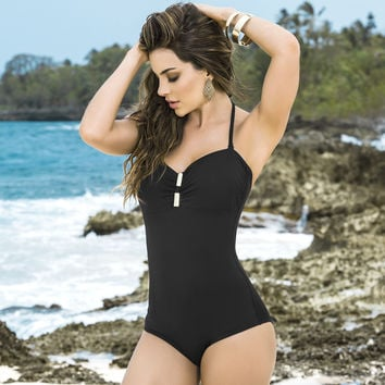Glamorous One-Piece Swimsuit