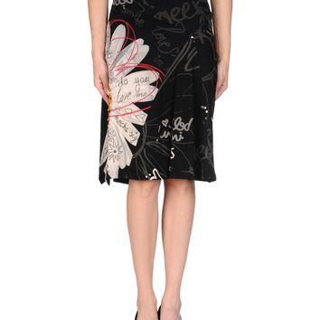 Desigual Knee Length Skirt