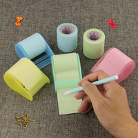 1pcs Sticky Notes Set Fluorescent Paper Post It Memo Pad Stickers Material Escolar Stationery Office School Supplies