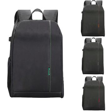 Multi-functional Large Camera Backpack Photography Parts Bag