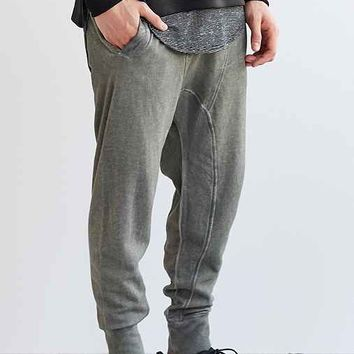 Feathers Cold Pigment Dyed Jogger Pant-