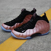 """[ Free  Shipping ]Nike Air Foamposite One """"Rose Gold""""  314996-602 Running  Sneaker"""