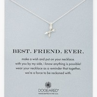 Women's Dogeared 'Best. Friend. Ever.' Pendant Necklace