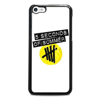 5 SECONDS OF SUMMER 2 5SOS iPhone 5C Case Cover
