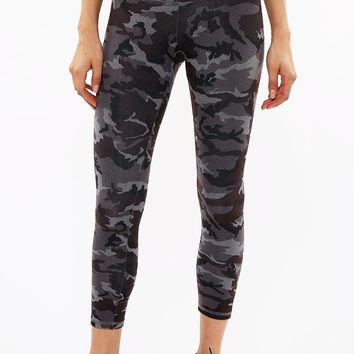 The Hudson Crop - Tonal Camo