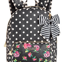 Betsey Johnson Large Backpack - Handbags & Accessories - Macy's
