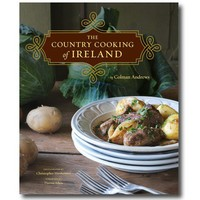 The Country Cooking of Ireland Cookbook