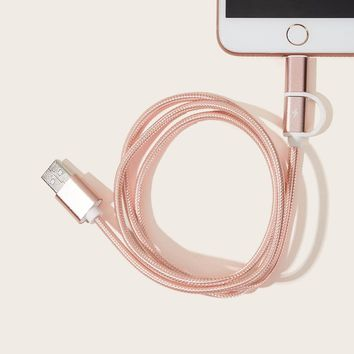 USB Phone Charger Line