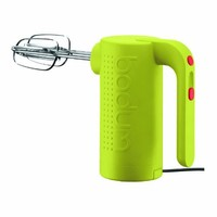 Bodum Bistro Electric 5 Speed Hand Mixer, Green