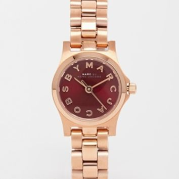 Marc By Marc Jacobs Watch With Bracelet Strap