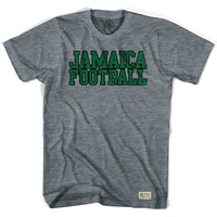 Jamaica Football Nation Soccer T-shirt