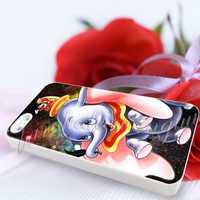 Disney Dumbo Nebula Galaxy - For iPhone 4/4s, iPhone 5/5S/5C, Samsung S3 i9300, Samsung S4 i9500 Hard Case