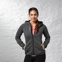 Reebok Women's Reebok ONE Series Bonded Fleece Hoodie Hoodies | Official Reebok Store