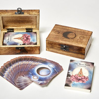 The Moon Deck Set (44 cards + guidebook + box)