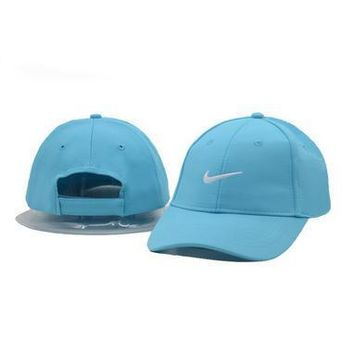 Nike Women Men Embroidery Baseball Cap Hat Sport Sunhat Cap-3
