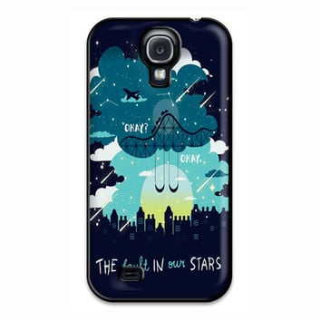The Fault In Our Stars Scene Samsung Galaxy S4 Case